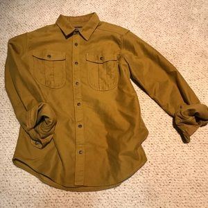Patagonia Canyon Moleskin Shirt